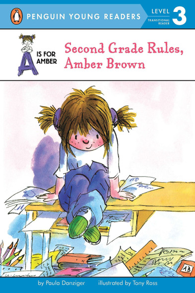 Second Grade Rules, Amber Brown - Cover