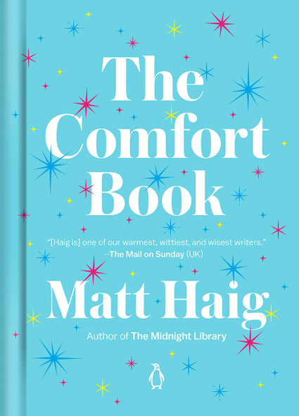 The Comfort Book - Cover