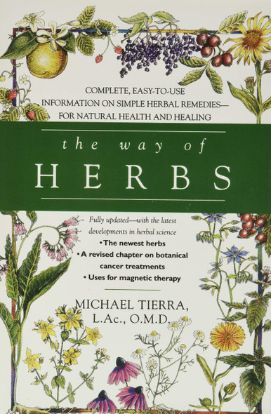 The Way of Herbs (Original) (1ST ed.) - Cover