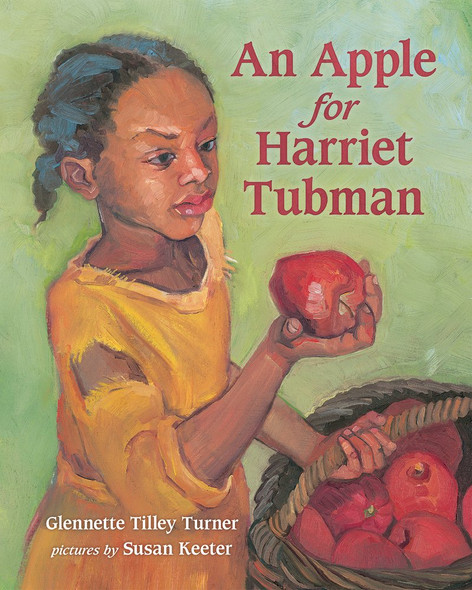 An Apple for Harriet Tubman - Cover