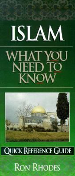 Islam : What You Need to Know Cover
