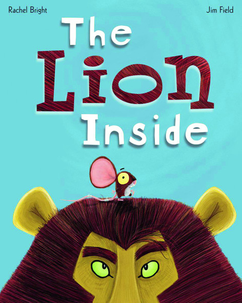 The Lion Inside - Cover