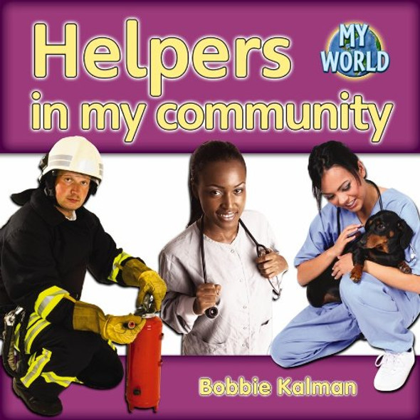 Helpers in My Community - Cover