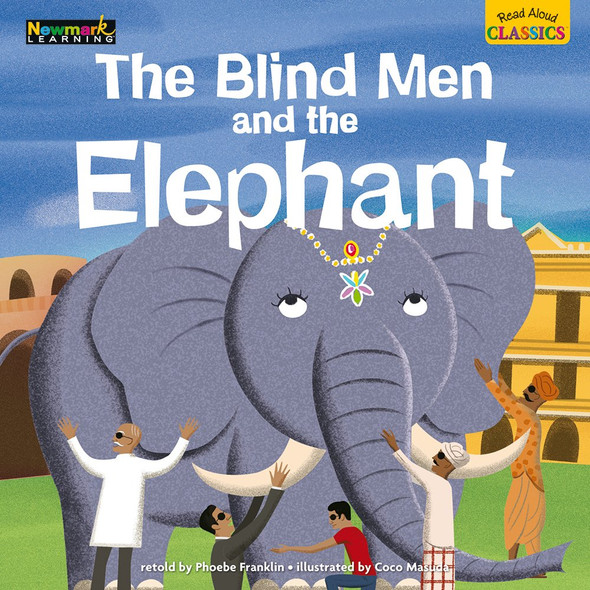 Read Aloud Classics: The Blind Men and the Elephant - Cover