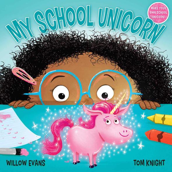 My School Unicorn - Cover