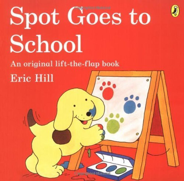 Spot Goes to School - Cover