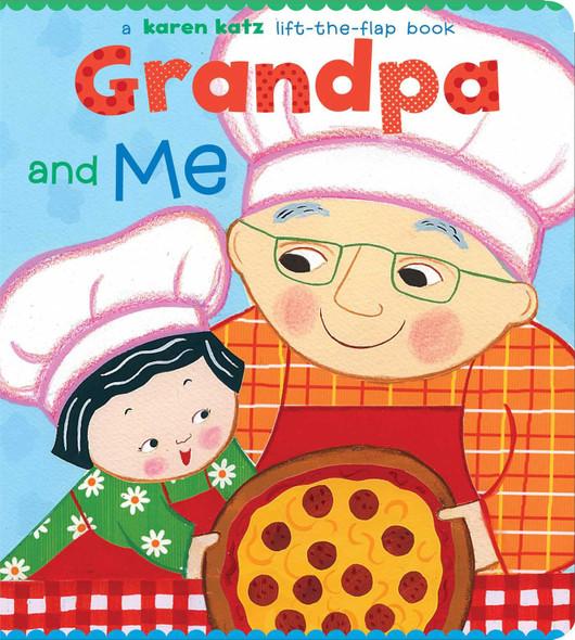 Grandpa and Me - Cover