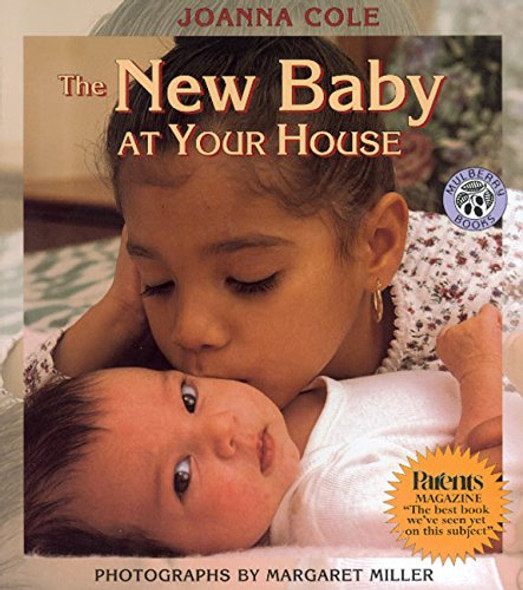 The New Baby at Your House - Cover