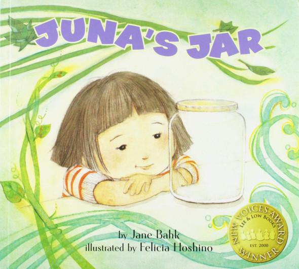 Juna's Jar - Cover