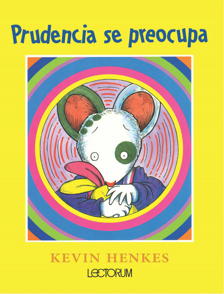 Prudencia Se Preocupa = Wemberly Worried - Cover