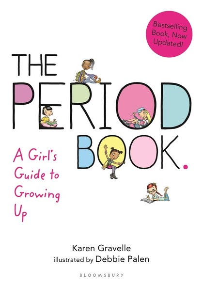 The Period Book: A Girl's Guide to Growing Up - Cover