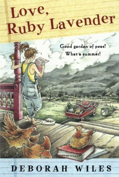 Love, Ruby Lavender - Cover