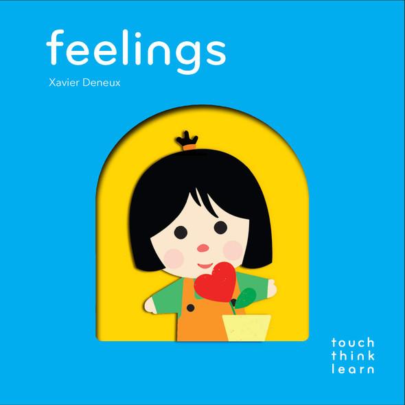 TouchThinkLearn: Feelings - Cover
