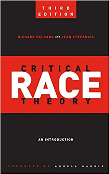 Critical Race Theory: An Introduction - Cover