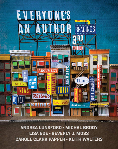 Everyone's an Author with Readings - Cover