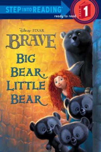 Brave Step into Reading #1 (Disney/Pixar Brave) Cover