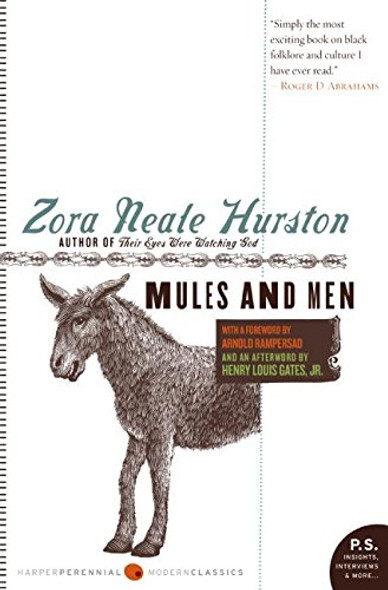 Mules and Men - Cover