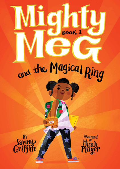 Mighty Meg 1: Mighty Meg and the Magical Ring - Cover