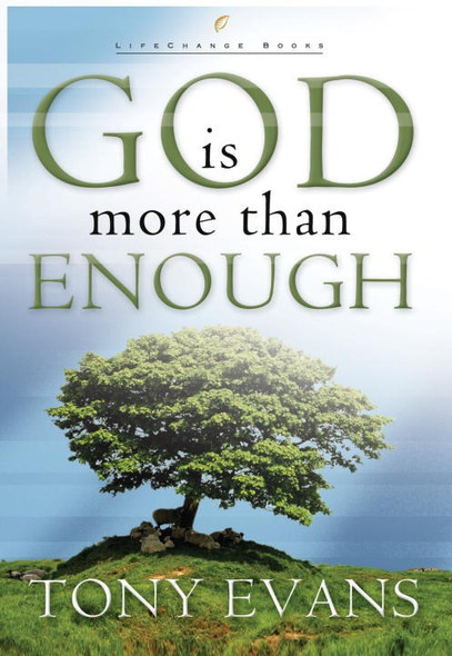 God is more than enough - cover
