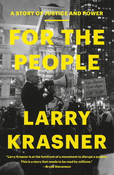 For the People: A Story of Justice and Power - Cover