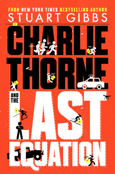 Charlie Thorne and the Last Equation - Cover