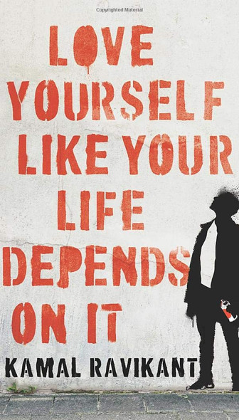 Love Yourself Like Your Life Depends on It - Cover