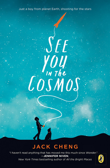 See You in the Cosmos - Cover