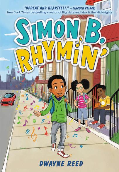 Simon B. Rhymin' - Cover
