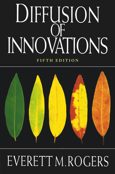 Diffusion of Innovations - Cover
