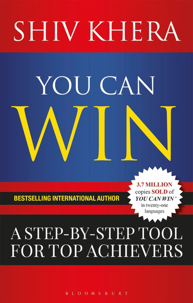 You Can Win: A Step by Step Tool for Top Achievers - Cover