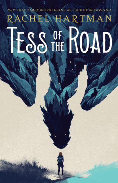 Tess of the Road - Cover
