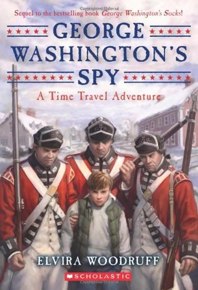 George Washington's Spy (Time Travel Adventures) Cover