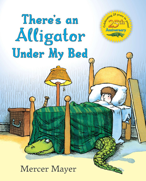 There's an Alligator Under My Bed - Cover