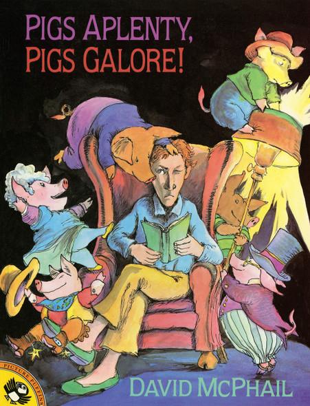 Pigs Aplenty, Pigs Galore! - Cover