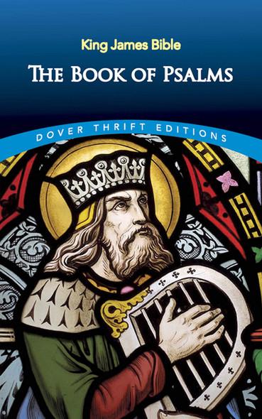 Book of Psalms-KJV-Unabridged - Cover