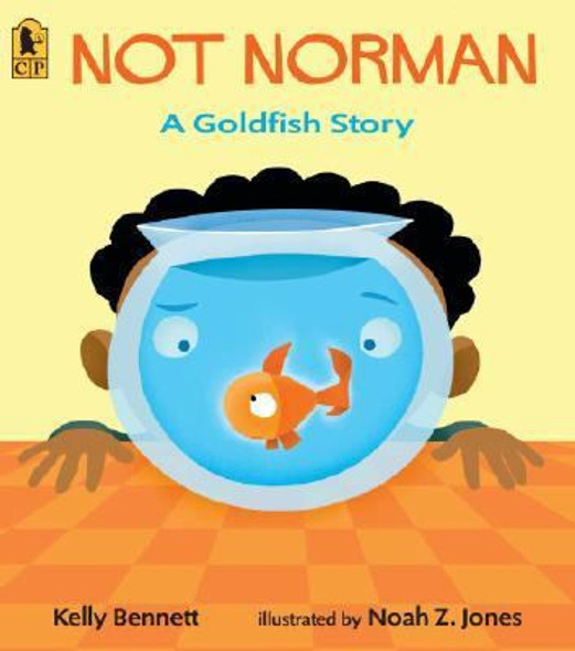 Not Norman: A Goldfish Story Cover