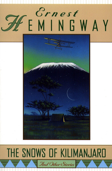 The Snows of Kilimanjaro and Other Stories - Cover