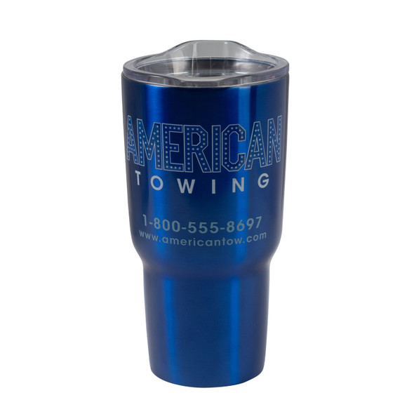 Perfect Temp 30 oz. Stainless Steel Vacuum Tumbler