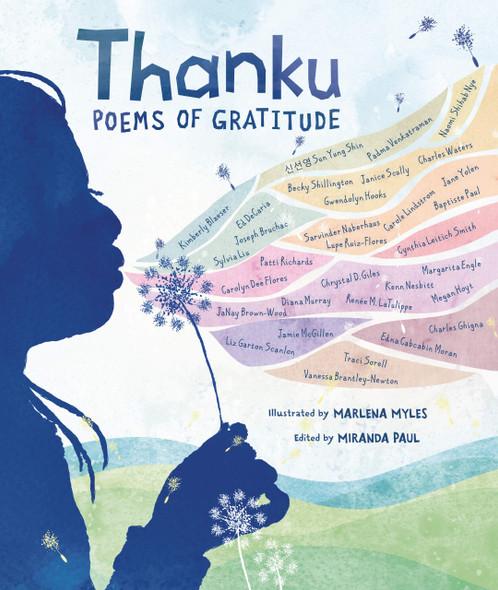 Thanku: Poems of Gratitude - Cover