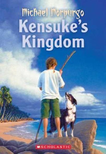 Kensuke's Kingdom Cover