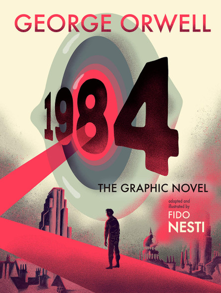 1984: The Graphic Novel - Cover