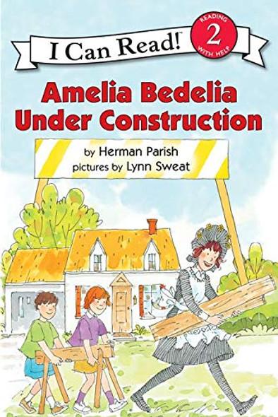 Amelia Bedelia Under Construction - Cover