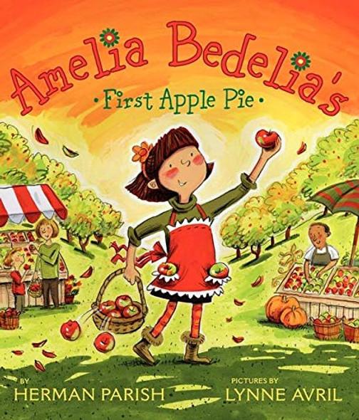 Amelia Bedelia's First Apple Pie - Cover