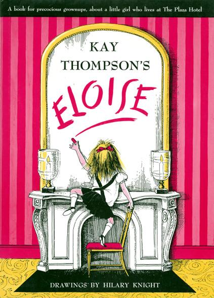Eloise: A Book for Precious Grown Ups - Cover