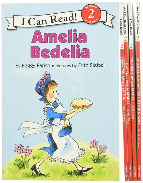 Amelia Bedelia I Can Read Box Set #1 - Cover