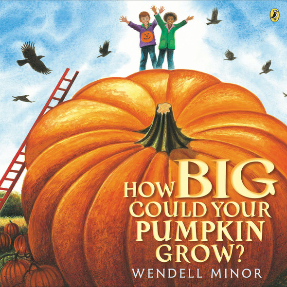 How Big Could Your Pumpkin Grow? - Cover