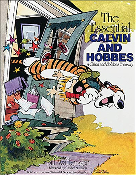 The Essential Calvin and Hobbes - Cover