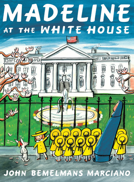 Madeline at the White House - Cover
