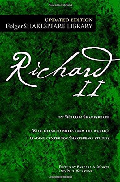 Richard II - Cover
