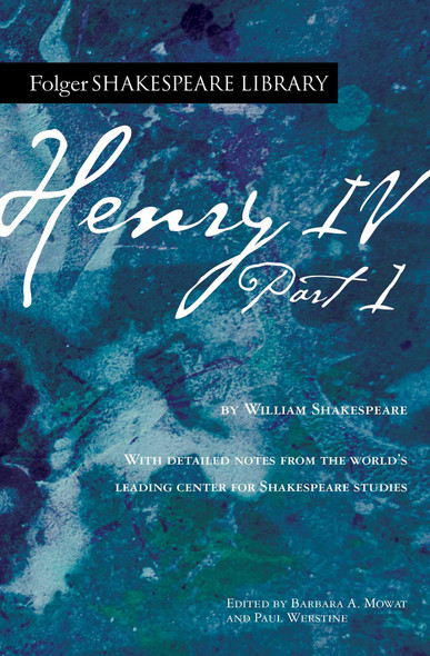 Henry IV, Part 1 - Cover